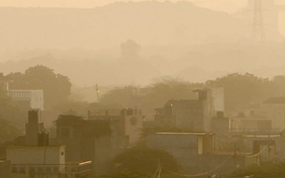 Think outside the city to manage urban pollution